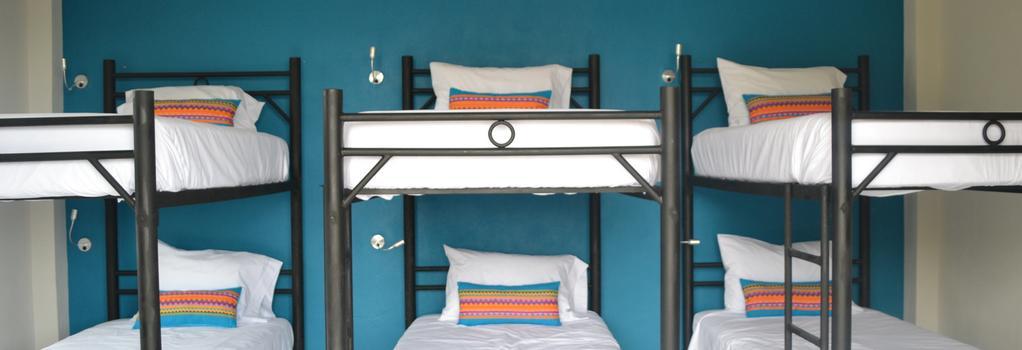 Casa Balché - Hostel - Campeche - Bedroom