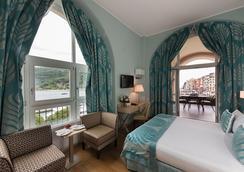 Grand Hotel Portovenere - Portovenere - Bedroom