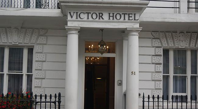 Victor Hotel - London - Building