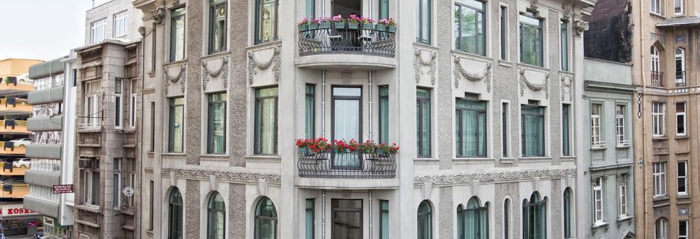 Karakoy Rooms - Istanbul - Building