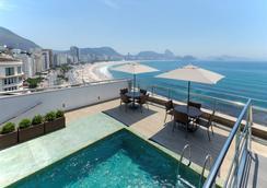 Orla Copacabana Hotel - Rio de Janeiro - Pool