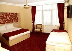 Golden Horn Istanbul Hotel - Istanbul - Bedroom