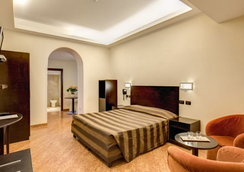 Hotel San Marco - Rome - Bedroom