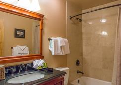 Sierra Nevada Resort & Spa - Mammoth Lakes - Bathroom