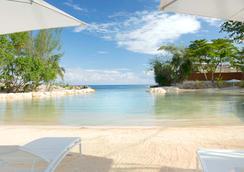 Trident Hotel - Port Antonio - Beach