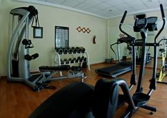 Aurea Hotel and Suites - Guadalajara - Gym