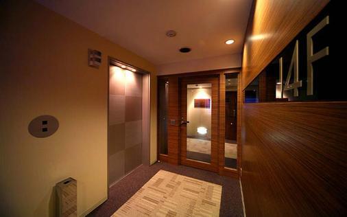 Shinjuku Washington Hotel Main - Tokyo - Hallway