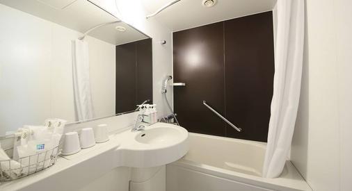 Shinjuku Washington Hotel Main - Tokyo - Bathroom
