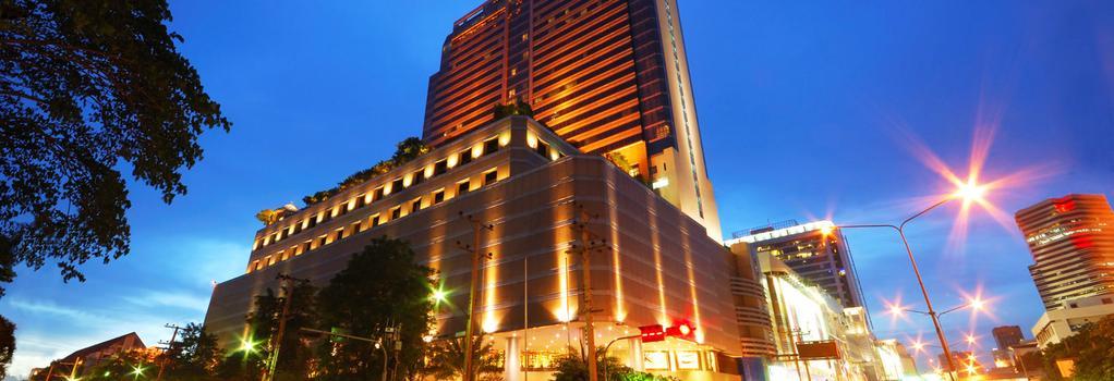 Pathumwan Princess Hotel - Bangkok - Building