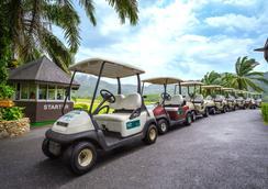 Tinidee Golf Resort at Phuket - Kathu - Golf course