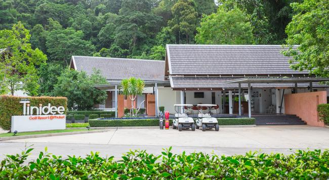 Tinidee Golf Resort at Phuket - Phuket City - Building