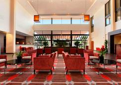 Ontario Airport Hotel and Conference Center - Ontario - Lobby