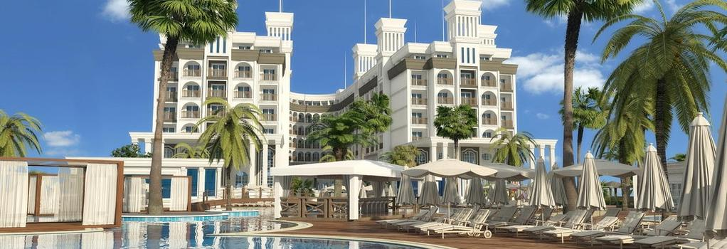 Quattro Beach Spa & Resort - Alanya - Building