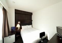 Hotel Sunline Fukuoka Hakata Ekimae - Fukuoka - Bedroom