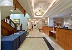 Savill Court Hotel - Egham - Lobby