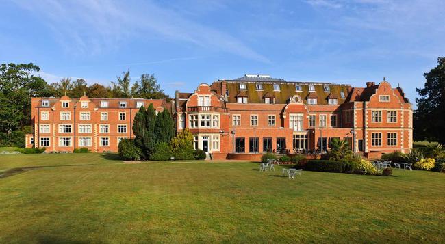 Savill Court Hotel - Egham - Building