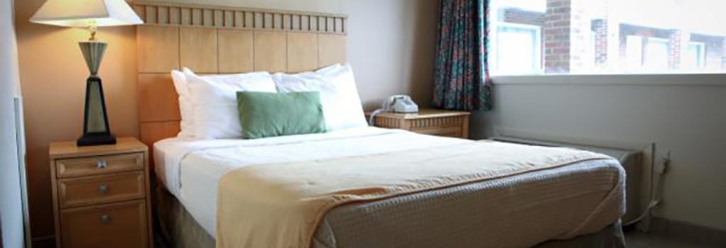 Microtel Inn & Suites by Wyndham Ocean City - Ocean City - Bedroom