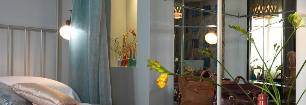 Hotel Ville sull'Arno - Florence - Bedroom