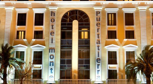 Hotel Monte Puertatierra - Cádiz - Building