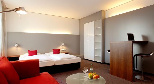 arcona MO.HOTEL - Stuttgart - Bedroom