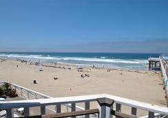 Crystal Pier Hotel & Cottages - San Diego - Beach