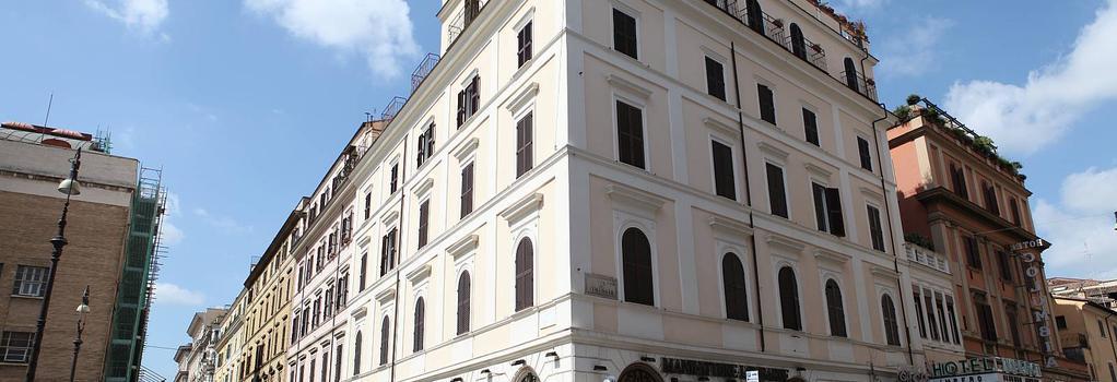 Hotel Impero - Rome - Building