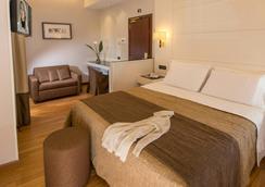 Hotel Oxford - Rome - Bedroom