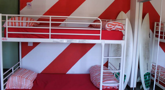 Ith Zoo Hostel San Diego - San Diego - Bedroom