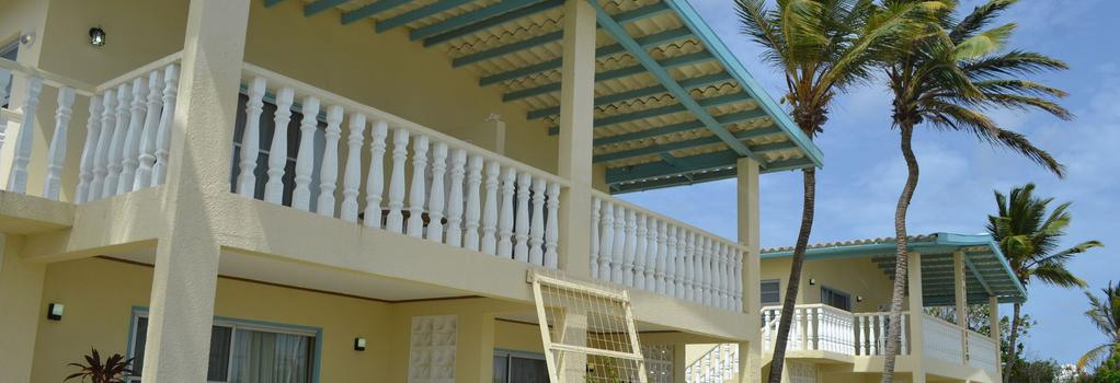 Vistalmar Apartments - Oranjestad - Building