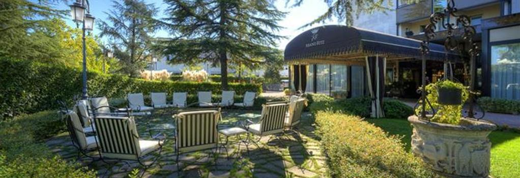 Hotel Abano Ritz - Abano Terme - Outdoor view