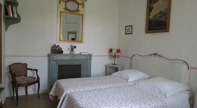 B&B La Bastide de l'Etoile - Marseille - Bedroom