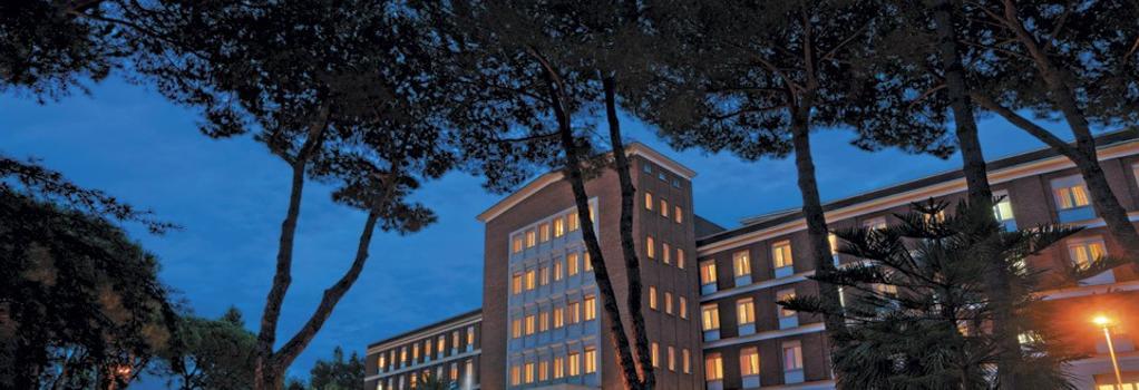 Green Park Hotel Pamphili - Rome - Building
