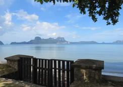 El Nido Cove Resort - El Nido - Outdoor view