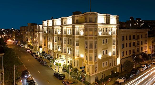 Hotel Majestic - San Francisco - Building