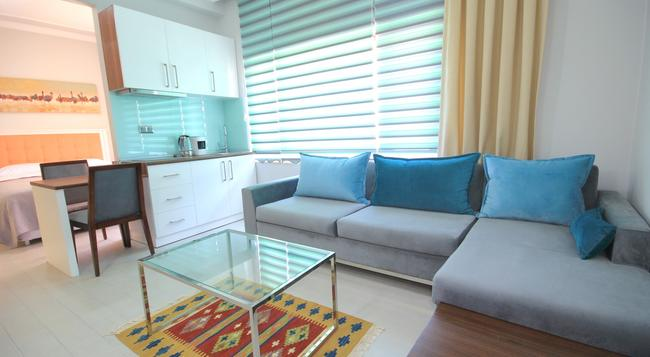 Delight Deluxe Aparts - Antalya - Lounge