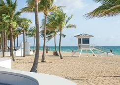 B Ocean Resort - Fort Lauderdale - Beach