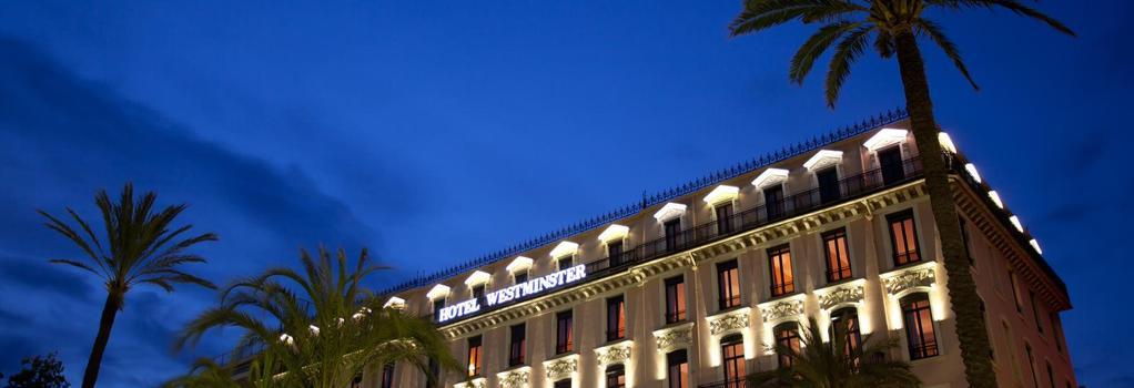 Westminster Hotel & Spa - Nice - Building