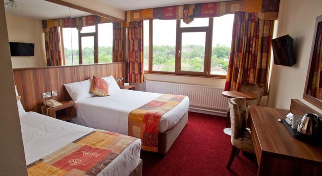 West County Hotel - Dublin - Bedroom