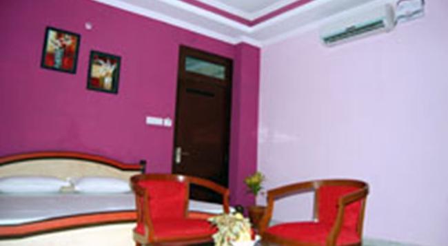 Hotel Mansarovar Palace - Jaipur - Bedroom