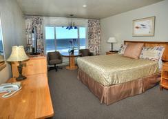 Nordic Oceanfront Inn - Lincoln City - Bedroom