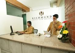 Richmond Hotel & Suites - Dhaka - Building