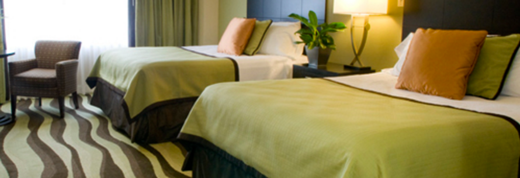 Brent House Hotel - New Orleans - Bedroom