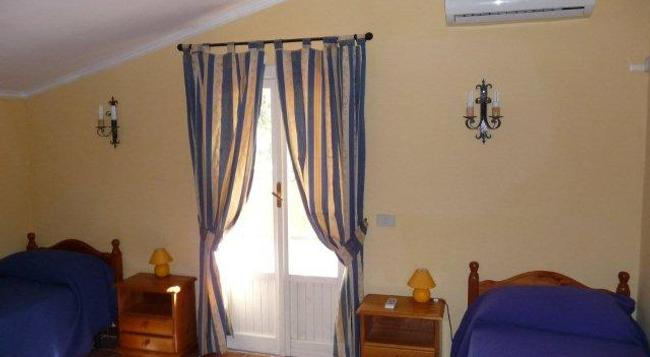 Agriturismo Marco Simone - Rome - Bedroom