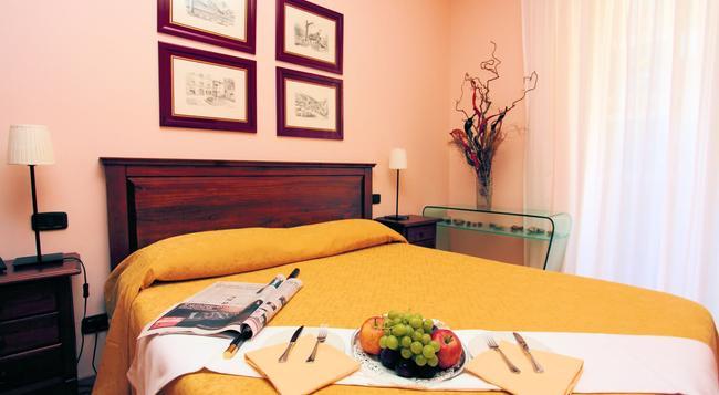 Hotel Villa Dei Giuochi Delfici - Rome - Bedroom