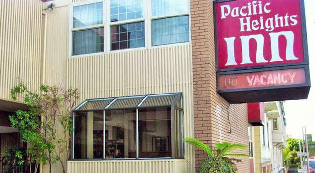 Pacific Heights Inn - San Francisco - Building