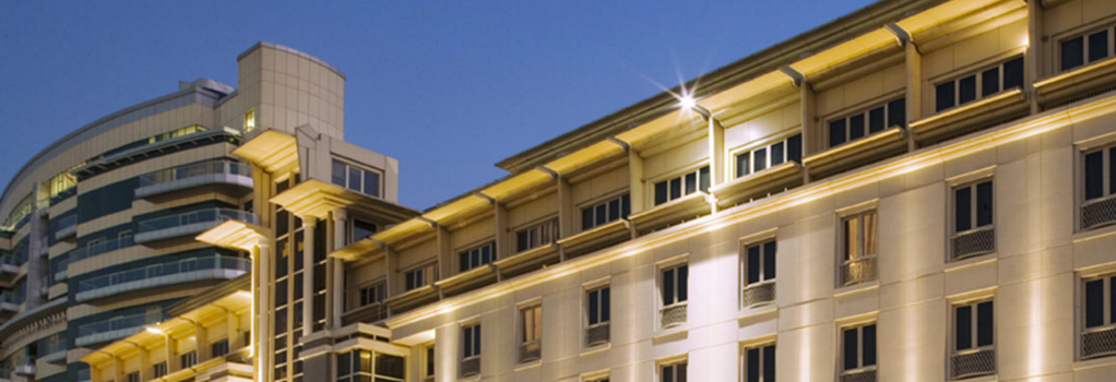 Movenpick Hotel & Apartments Bur Dubai - Dubai - Building