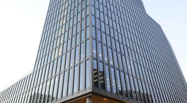 Empire Riverside Hotel - Hamburg - Building