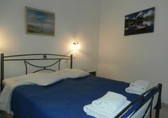 Narkissos Hotel - Kamari (Santorini) - Bedroom