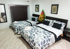 Hotel Fénix Real - Bogotá - Bedroom
