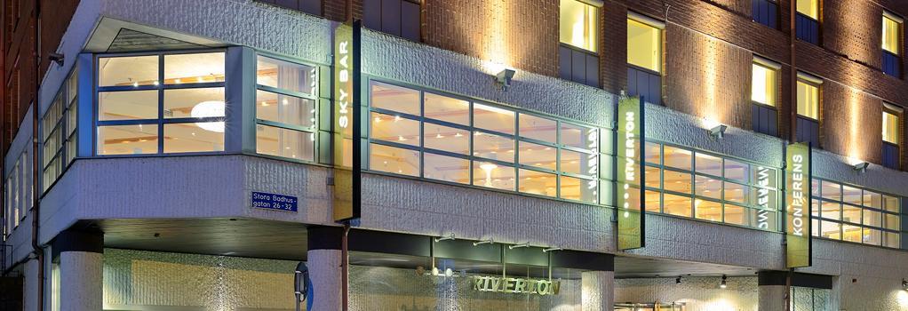 Hotel Riverton - Gothenburg - Building